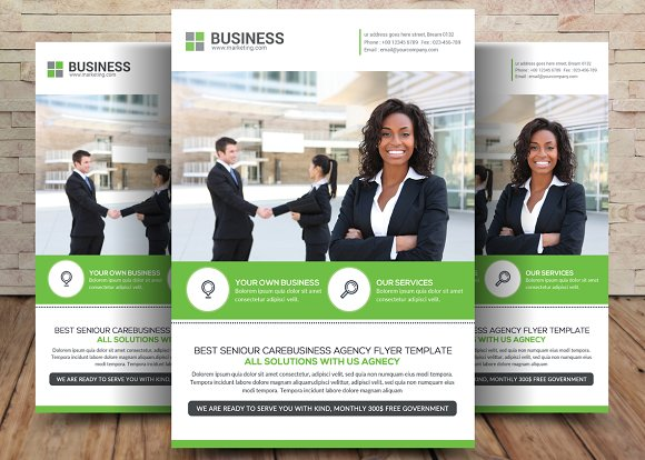 Insurance Business Flyer