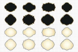 Decorative Frames Clipart