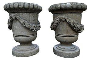 Park Stone Vases