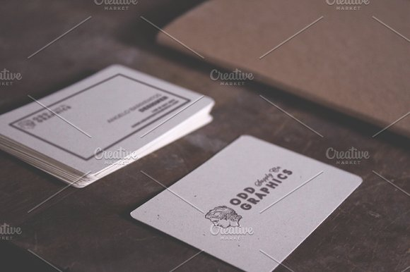 Journal business card mockups product mockups creative market reheart Image collections