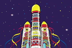 The Great Indian Space Voyage