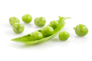 Pea isolated