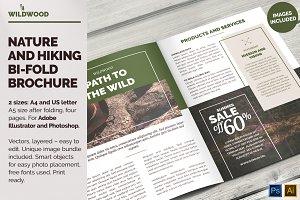WILDWOOD bi-fold brochure