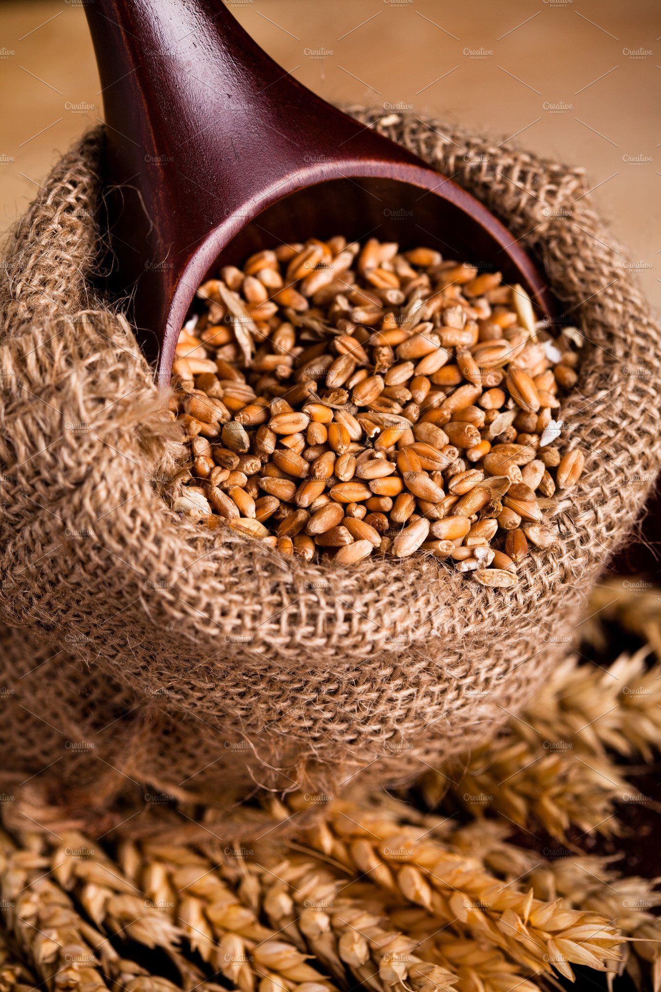 wheat sacks - HD1360×2040