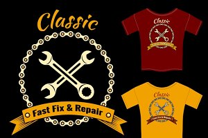 Fix and Repair T-Shirt
