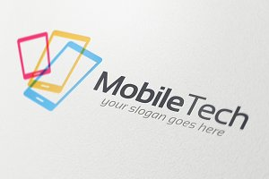 Mobile Technology Symbol
