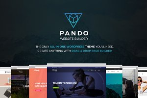 Pando Website Builder | WordPress