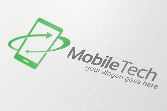Mobile Sync Symbol Design
