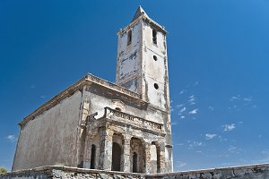 church ruins, Cabo de Gata