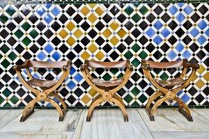 jamugas at the Alhambra