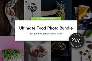 Ultimate Food Photo Bundle