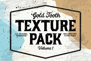 Gold Tooth Texture Pack Volume 1