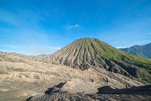 Mount Bromo volcano (Gunung Bromo)