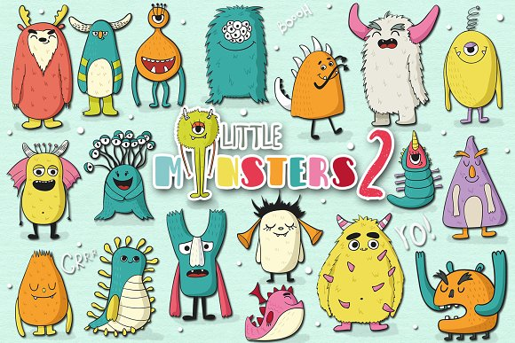 Little Monsters 2