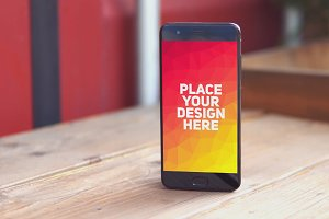 Xiaomi Mi6 Mock-up #1