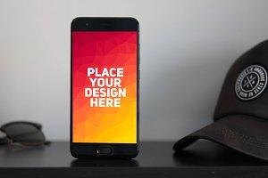 Xiaomi Mi6 Mock-up #2
