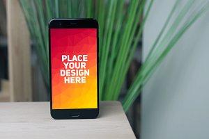 Xiaomi Mi6 Mock-up #14