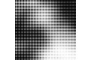 vector dot pattern . halftone pattern vector . grunge halftone dot pattern design