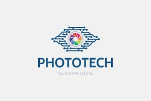 Photo Tech Logo
