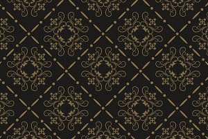 Modern Wallpaper Damask