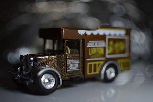 Ye Olde Delivery Van