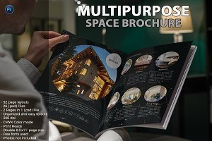 Real Estate Multipurpose Brochure