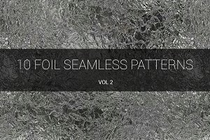 Foil Seamless Patterns (v 2)