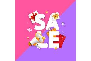 Sale Concept Card