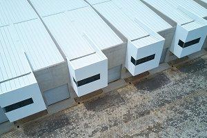 Warehouse storage theme