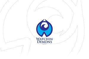 Watchin' Demons LOGO