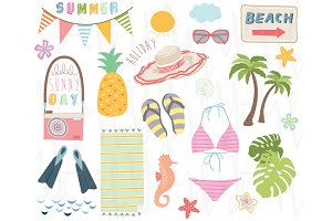Summer Holiday Collections