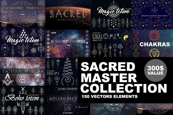 Sacred Master Collection