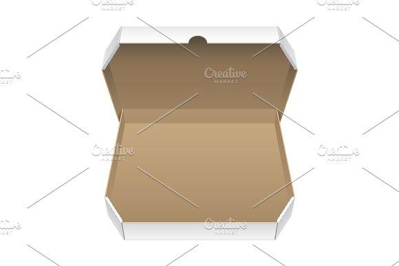 Cardboard Box For Pizza