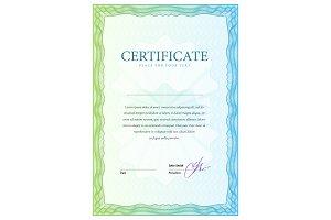 Certificate134