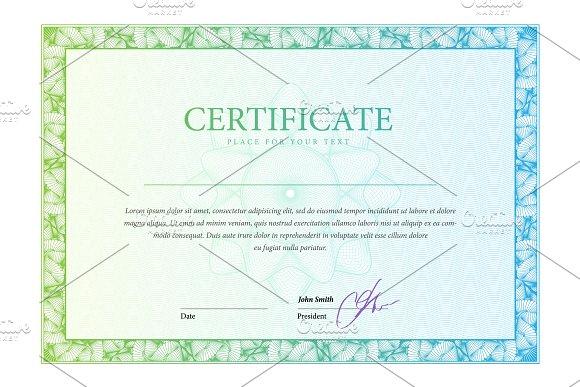 Certificate135