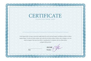 Certificate136