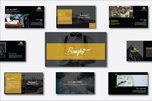 Bangkit Multipurpose Template