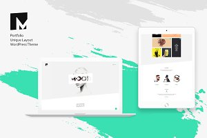 Mood - Creative WordPress Theme