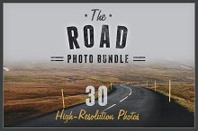 Photo Bundle - Roads (30 Photos)