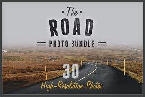Photo Bundle - Roads (30 Photos)