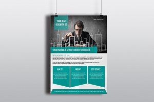 Corporate Flyer Template -V590