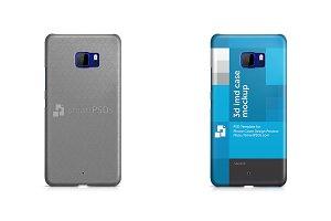 HTC U Ultra Phone Case Mockup