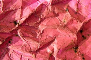 Paper Crunchy Pink