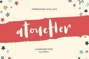 Atoucher Love Font