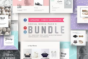 Bundle - Social Media Packs