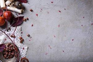 Romantic invitation or love letter