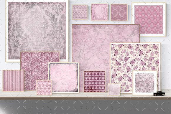 Pink Wallpapers Digital Textures