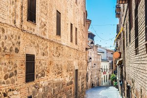Streets from Toledo