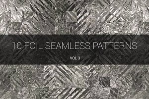Foil Seamless Patterns (v 3)