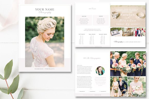 Wedding Photographer Studio Magazine